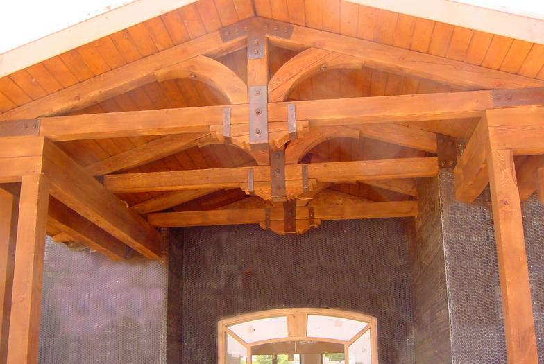 Wholesale Timber & Viga-HeavyTimberTrusses